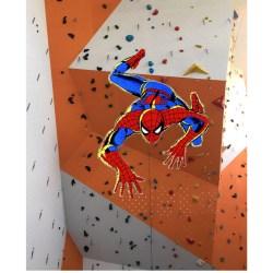 uomo ragno al new rock