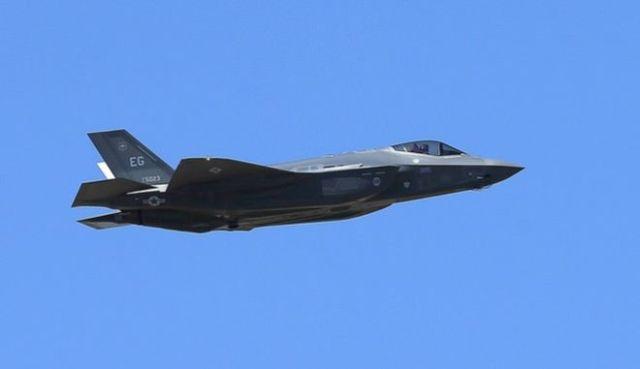 Αεροσκάφος F-35A Φωτό Αρχείου