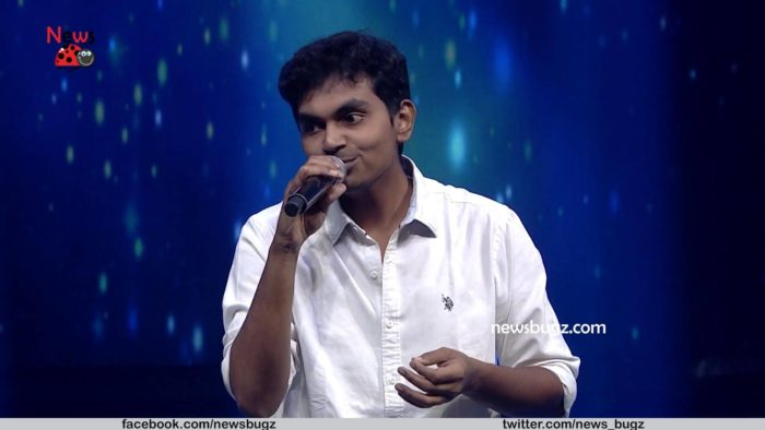 Super Singer Vote Season 6   Online Vote   Results   Contestants     Super Singer Vote Sree Kanth