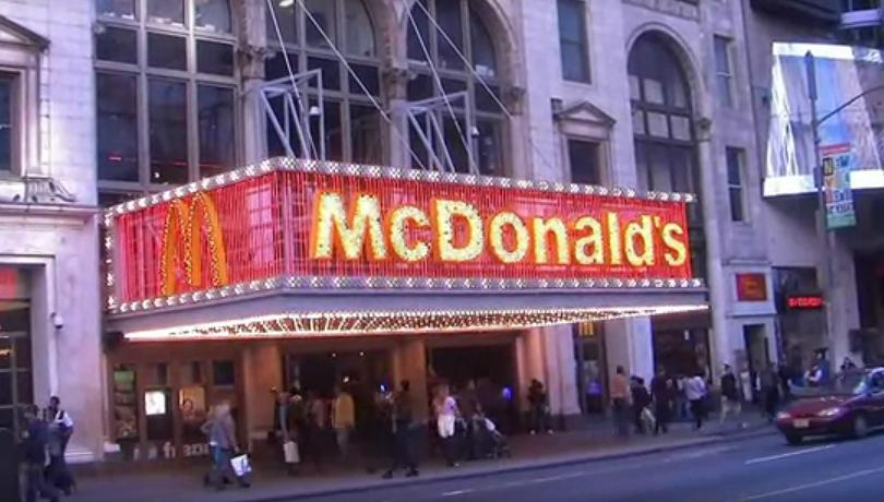 McDonald's to Open First Clothing Optional Restaurant, I'm Lovin' It