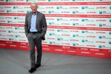 Richard Gere Photocall - 6th International Rome Film Festival