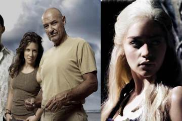 lost & Game of Thrones
