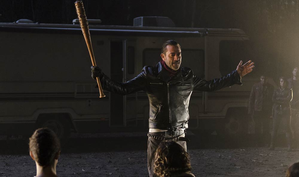 The Walking Dead, 10 cose da sapere sul folle Negan