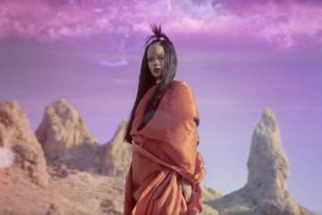 Star Trek Beyond - video Rihanna