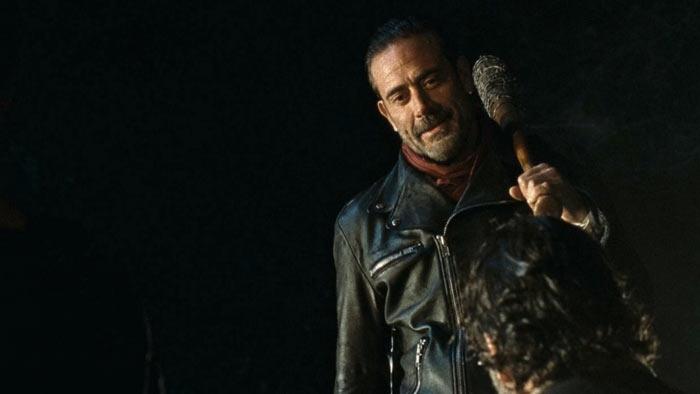 Nega in The Walking Dead