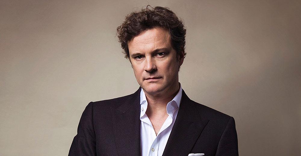 Colin Firth ospite a La Sapienza di Roma il 27 Ottobre