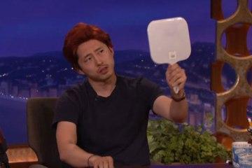 steven yen Conan show
