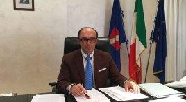 Il messaggio del presidente del Consiglio regionale Vincenzo Cotugno in occasione del 60esimo anniversario dei Trattati di Roma.