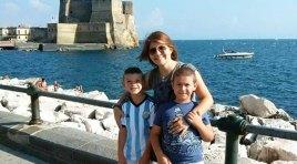 L'Angolo degli Auguri: festeggiamo oggi il compleanno di Alfonsina Roccio. Un pensiero speciale da parte dei suoi nipotini.