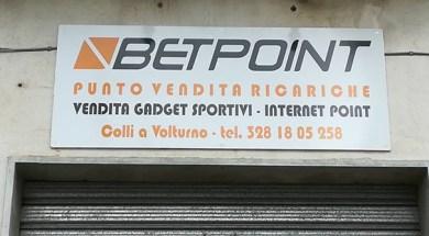 ingresso bet point evidenza web
