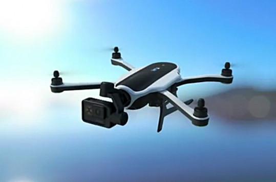 Αυτό είναι το νέο drone της GoPro!
