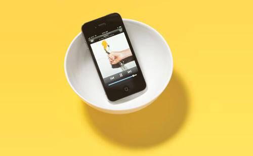 iPhone σε Μπολ