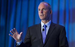 Boeing CEO vows to beat Musk to Mars as new space race beckons