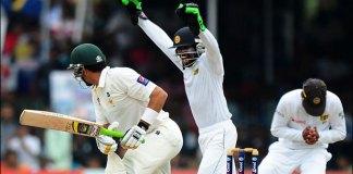 second cricket test Pakistan-SL