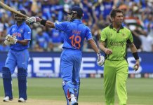 Virat Kohli Century in Pakistan vs India Match World Cup 2015
