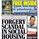 A protected disclosure to the Irish Mail on Sunday helped to prove that cheques were being forged for years at a 200m housing charity. Previous disclosures to his employers, TDs, Government Ministers and the gardai came to nothing.   RESULT -  Garda investigation launched, charity official resigns, matter reported to Housing Regulator.