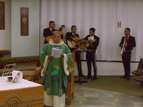 latino church