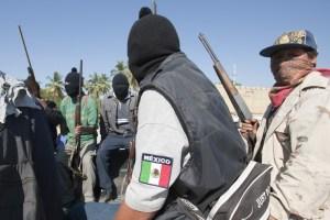 Mexico civilian militia