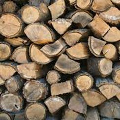 Seasoned firewood is available through Newton Tree Service.