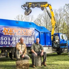 Newton Tree Service is family owned and operated.