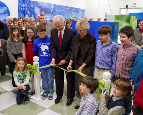 Capitol Education Center Ribbon Cutting