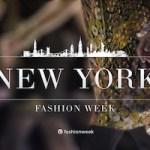 settimana della moda new york