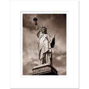 Statue of Liberty New York City LIBS001 MW1620