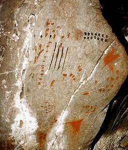 Escritura prehistórica