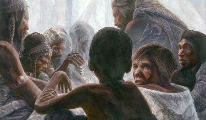 Humanos primitivos