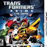 Transformers Prime 3DS Portada 10-07