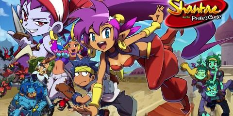 1412-29 Wallpapers Smash Shantae Wii U 3DS 2