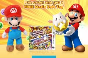 1504-25 Peluche  Puzzle & Dragons Super Mario Bros. Edition