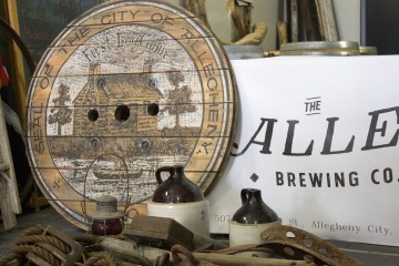 Allegheny City Brewing. Photo by Brian Conway