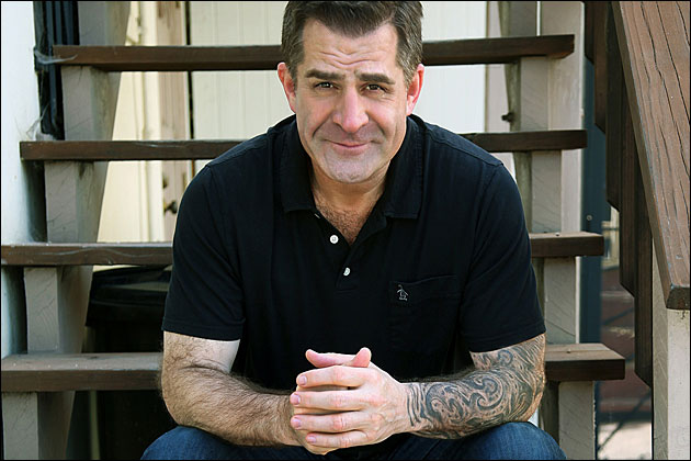Comedian Todd Glass