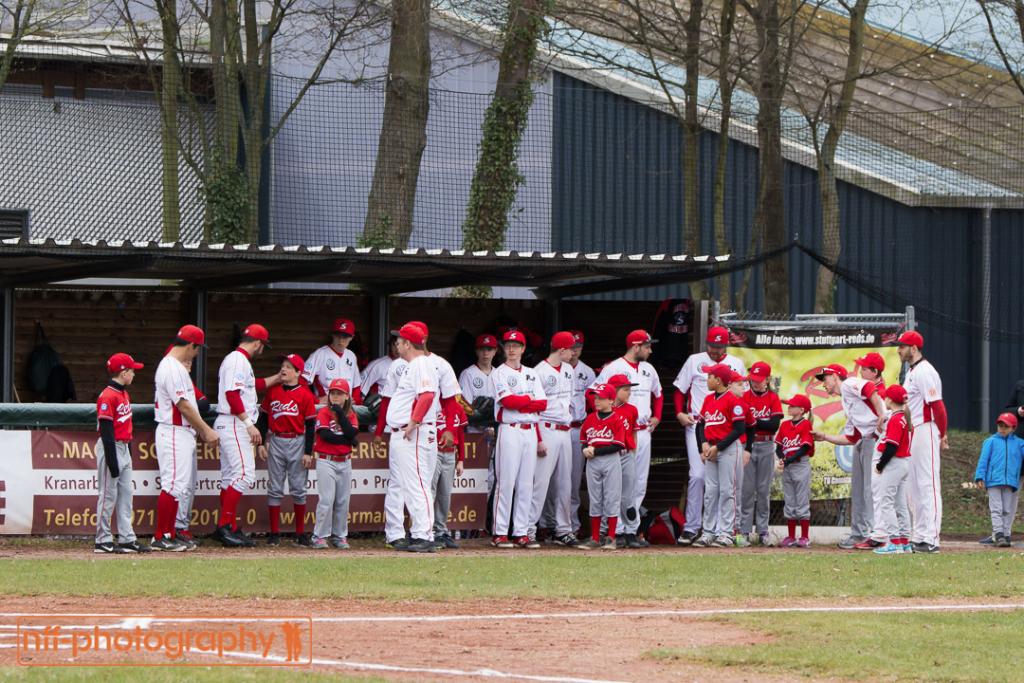 Baseball Bundesliga Stuttgart Reds Buchbinder Legionäre Regensburg nff-photography.de
