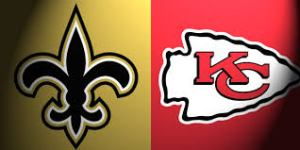 NFL Week 7: Saints vs Chiefs