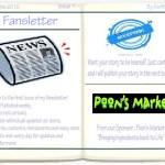 Swifty's Newsletter Pg 1