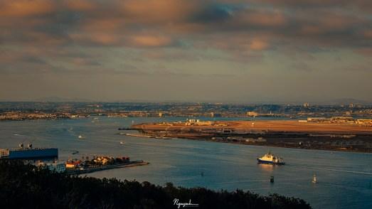 R/V Sally Ride in San Diego Bay