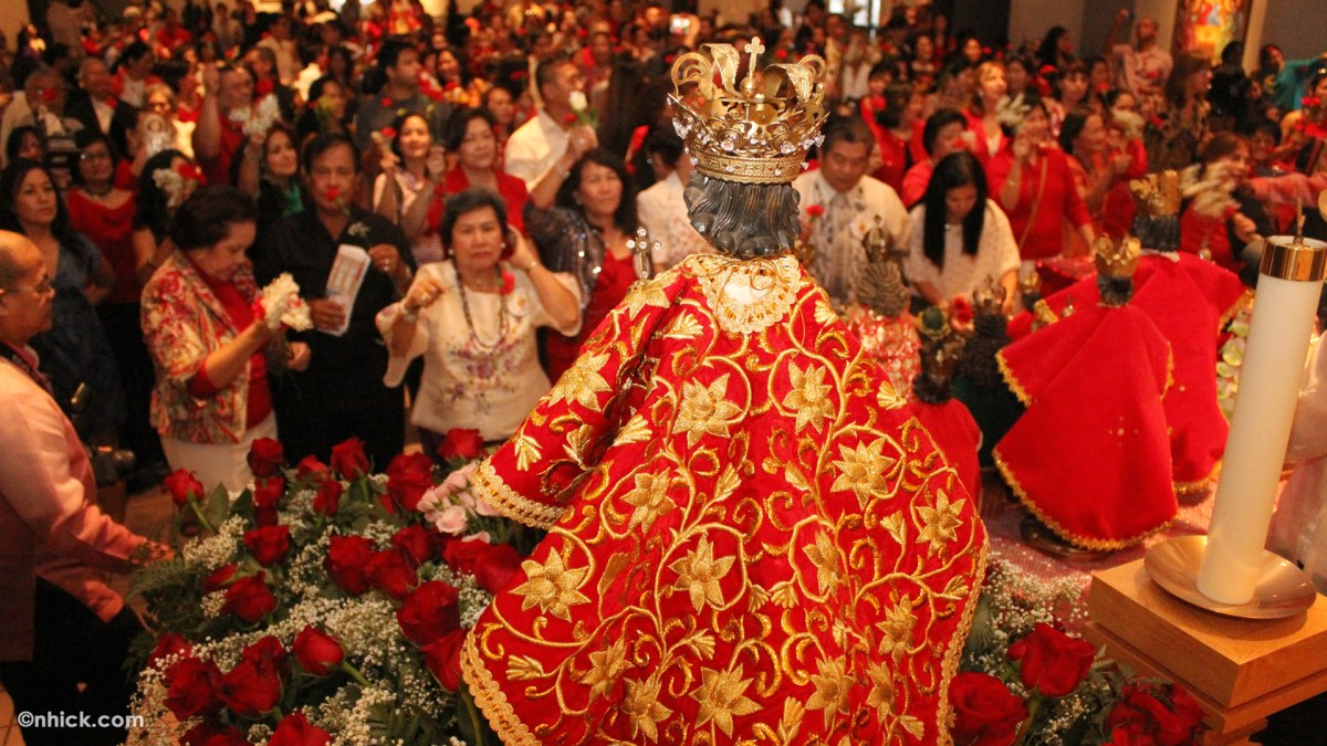 Sto. Nino Celebration in Tampa