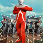 ultraman vs. kaiju japanese hero forever 17