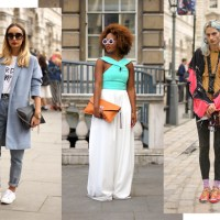 Street Style: London Fashion Week #BeFrameUs Billboard Stars