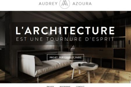 3143 1 audreyazoura.fr webdesign inspiration website clean creative