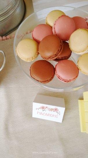 Comunión rustica mesa de dulces (2)