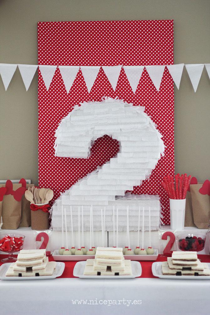 Nice Party mesa de dulces Minnie Mouse (2)