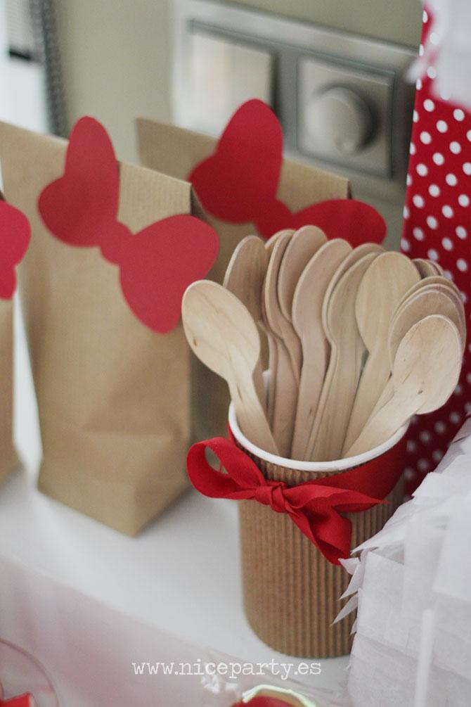 Nice Party mesa de dulces Minnie Mouse (4)