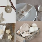 Empaquetar la navidad: Estilo rústico