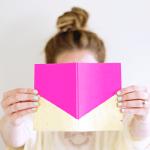 Cosas bonitas: Libretas doradas