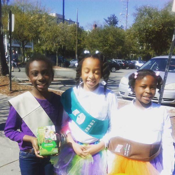 friends girl scouts