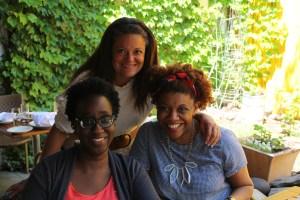 Tricia, Dara and Me