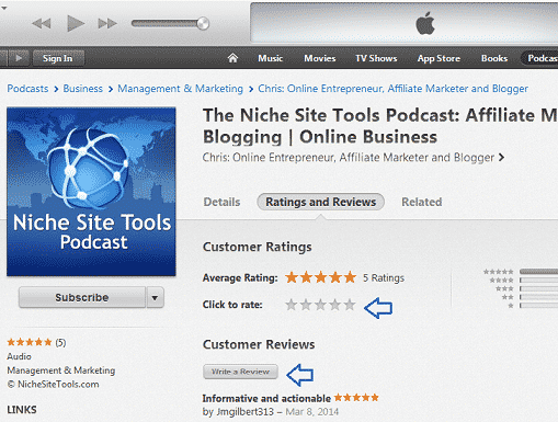 how-to-leave-podcast-review-itunes